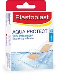 Picture of ELASTOPLAST AQUA PROTECT WATERPROOF PLASTERS - 20'S