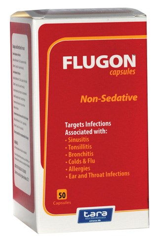 Picture of FLUGON CAPSULES - 50'S