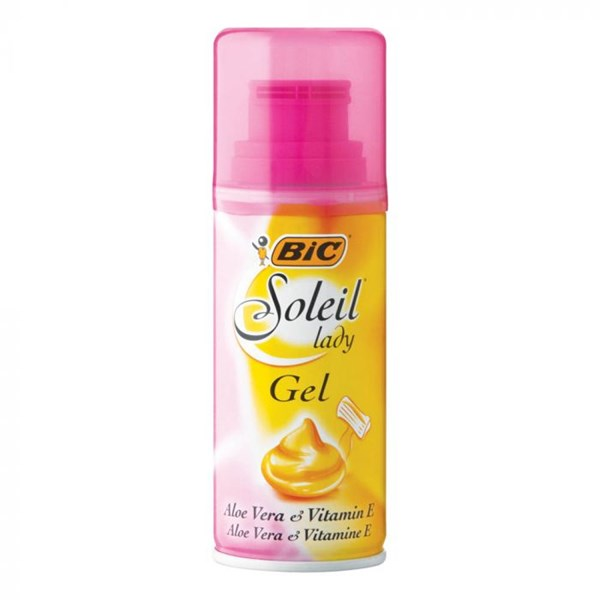 Picture of BIC SOLEIL LADY SHAVING GEL - 150ml