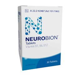Picture of NEUROBION TABLETS -30'S