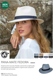 Picture of GILLY O COLLECTION - PANA-MATE FEDORA
