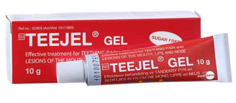Picture of TEEJEL GEL - 10G