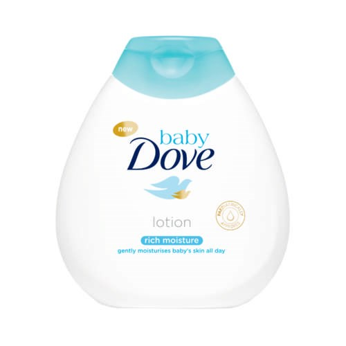 Picture of DOVE BABY - LOTION - RICH MOISTURE - 200ML