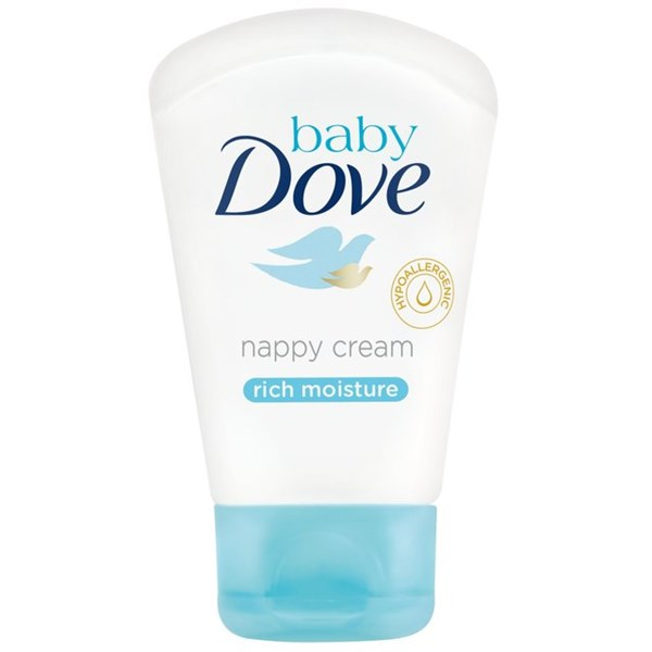 Picture of DOVE BABY - NAPPY CREAM - RICH MOISTURE - 45G