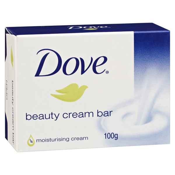 Picture of DOVE BEAUTY CREAM BAR - ASSORTED - 100g