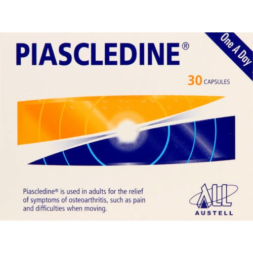Picture of PIASCLEDINE CAPSULES - 30'S
