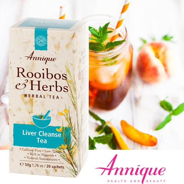 Picture of ANNIQUE TEA THERAPY - LIVER CLEANSE TEA