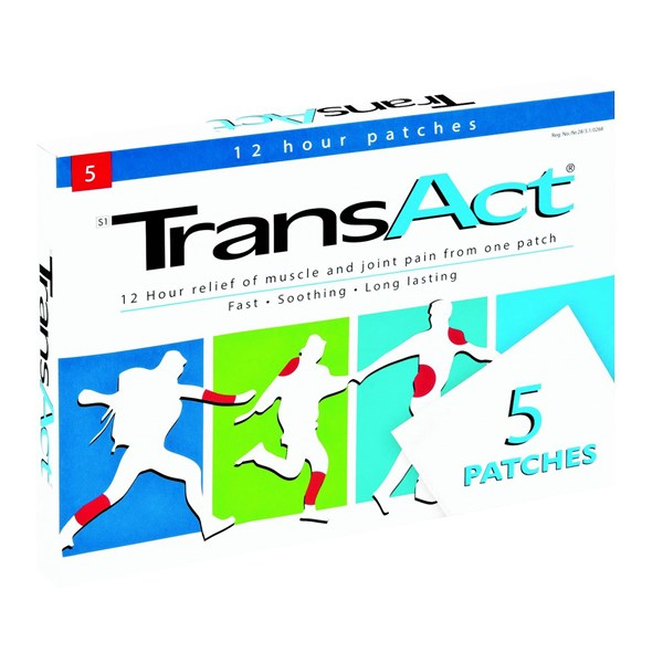 Picture of TRANSACT PATCHES - 5'S
