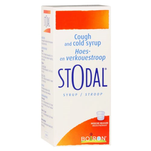 Picture of STODAL SYRUP - 200ML