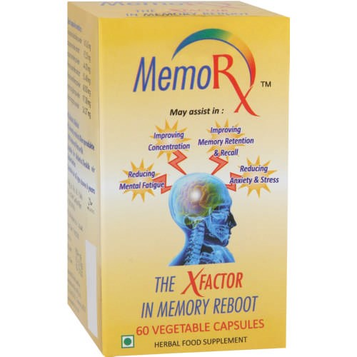 Picture of MEMORX CAPSULES / TABLETS