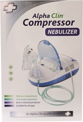 Picture of ALPHA CLIN COMPRESSOR NEBULIZER