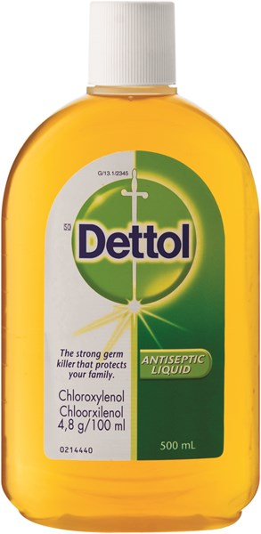 Picture of DETTOL ANTISEPTIC LIQUID - 500ML