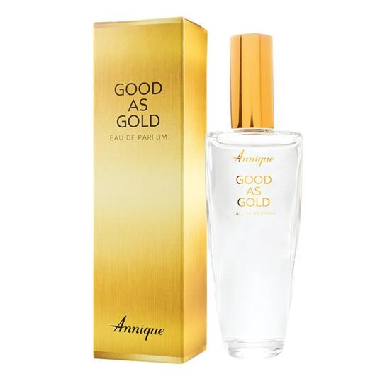 Picture of ANNIQUE - GOOD AS GOLD EAU DE PARFUM - FEMALE FRAGRANCE