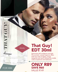 Picture of ANNIQUE MALE FRAGRANCE - THAT GUY