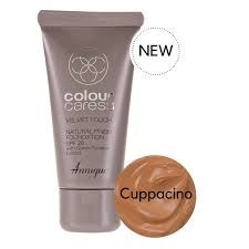 Picture of ANNIQUE CC FOUNDATION - VELVET TOUCH FINISH SPF20 - CAPPUCCINO