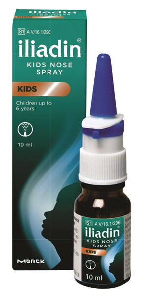 Picture of ILIADIN KIDS NOSE SPRAY - 10ML
