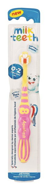 Picture of AQUAFRESH TOOTHBRUSH FOR KIDS - ASSORTED