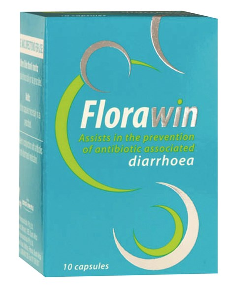 Picture of FLORAWIN 250MG CAPSULES - 10'S