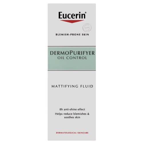 Picture of EUCERIN DERMOPURIFYER MATTIFYING FLUID - 50ML