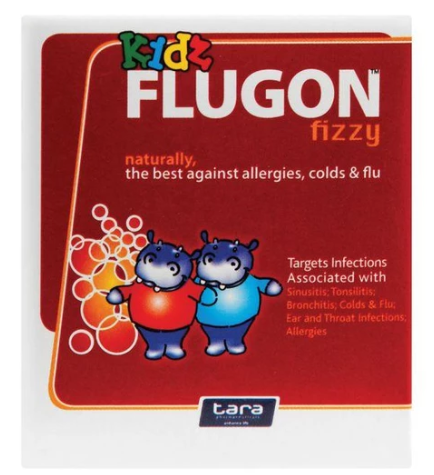 Picture of FLUGON FIZZY  KIDS - 4G SACHETS - 10'S