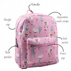Picture of JENAM LLAMA BACKPACK