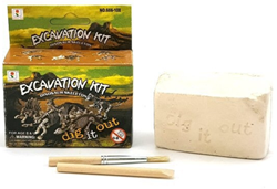 Picture of DINOSAUR EXCAVATION KIT - SMALL