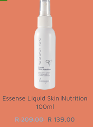 Picture of ANNIQUE ESSENSE LIQUID SKIN NUTRITION