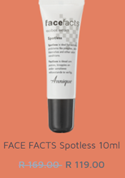 Picture of ANNIQUE FACT FACTS SPOTLESS PIMPLE TREATMENT