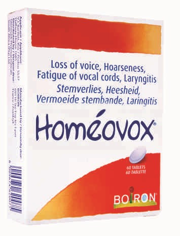 Picture of HOMEOVOX TABLETS - 60'S