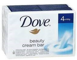 Picture of DOVE BEAUTY CREAM BAR - 4 X 100G