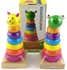 Picture of WOODEN STACKING TOWER, Picture 1