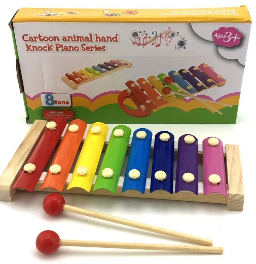 Picture of WOODEN TOYS - XYLOPHONE