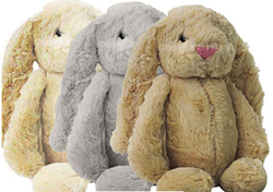 Picture of TOYS - PLUSH BUNNY