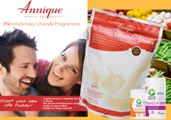 Picture for category Annique Meal Replacement - Slimming