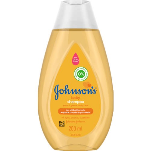 Picture of JOHNSONS BABY SHAMPOO - 200ML