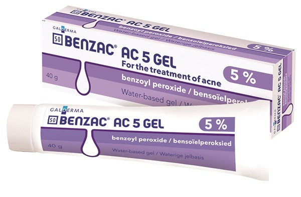 Picture of BENZAC AC 5 GEL - 40g