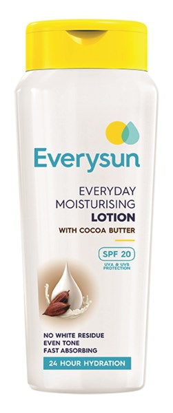 Picture of EVERYSUN EVERYDAY LOTION SPF20 COCOA BUTTER - 400ml