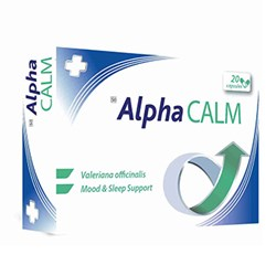 Picture of ALPHA CALM CAPSULES - 20's