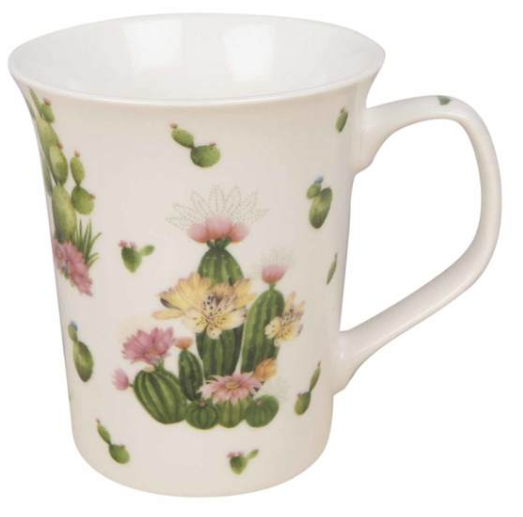 Picture of BLOOMING CACTUS MUGS