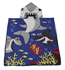 Picture of KIDS SWIM TOWEL WITH HOODIE - ASSORTED, Picture 4