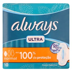 Picture of ALWAYS ULTRA NORMAL PLUS - 10'S