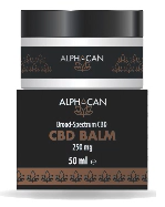 Picture of ALPHA CAN CBD BALM 250mg - 50ml