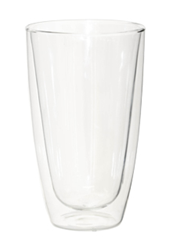 Picture of DOUBLE WALLED LATTE COFFEE GLASS