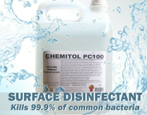 Picture of MAYS SURFACE DISINFECTANT - 25 LITRE