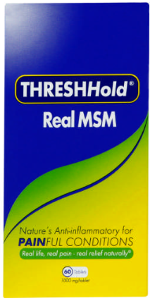 Picture of THRESHHOLD REAL MSM TABLETS - 60'S