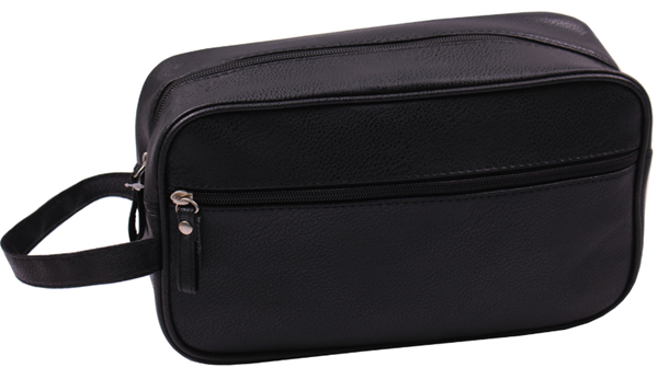 Picture of GENTS MOCK LEATHER WASH BAG
