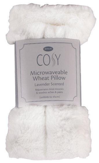 Picture of JENAM MICROWAVEABLE WHEAT PILLOW