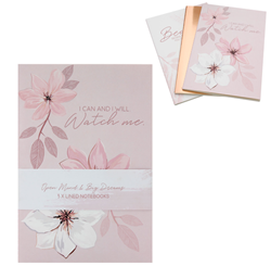 Picture of FLORAL WISDOM - A5 NOTEBOOK TRIO