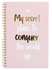 Picture of INSPIRE - NOTEBOOK - MY SECRET PLAN, Picture 1