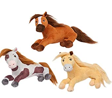 Picture of PLUSH SPIRIT HORSES
